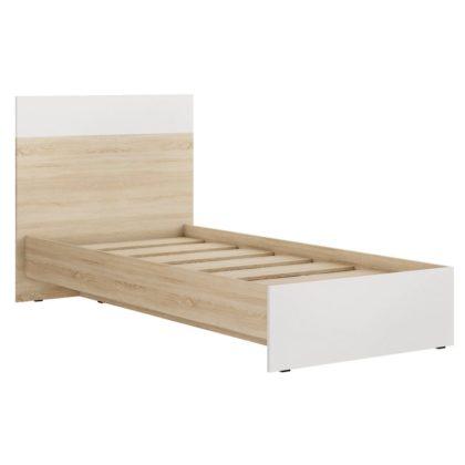 """Кровать односпальная КР-44 """"Лайт"""" 0,9 м"""