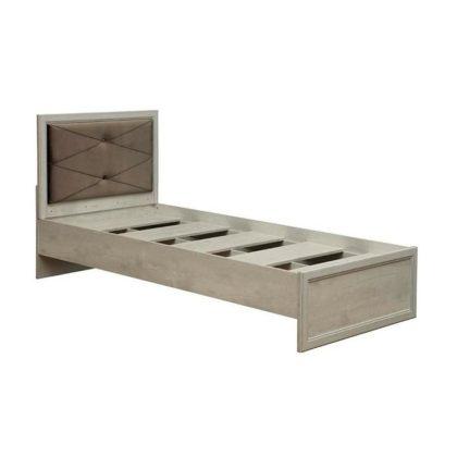 """Кровать одинарная (ш. 900) """"Сохо"""" 32.23"""