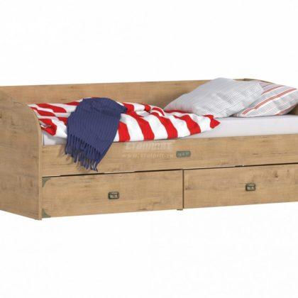 """Кровать """"Фрегат"""" СБ-2810"""