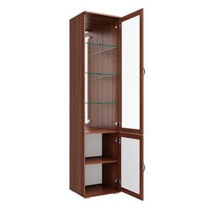 "Шкаф-витрина с дверью ""Моника"" 24.02"