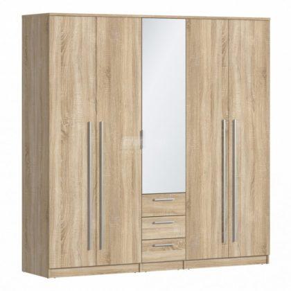"""Шкаф 5-ти дверный """"Николь"""" СБ-2594.Н"""