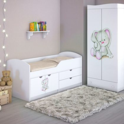 """Кровать детская """"Зайка-2"""""""