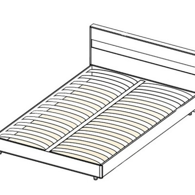 """Кровать 1600 """"Флоренция"""""""