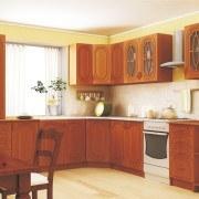"""Кухня """"Настя"""" ольха 2,55х2,35 м"""