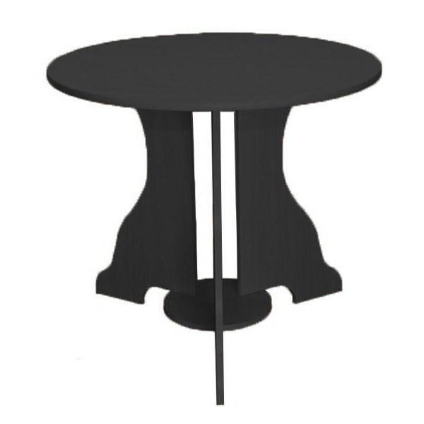 Стол №1 d-850 (венге)