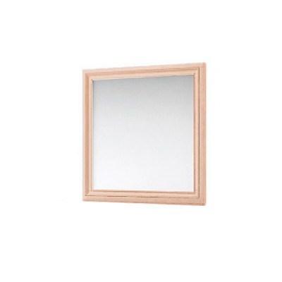 """Зеркало в раме """"Амелия"""" (модуль 13) дуб млечный"""