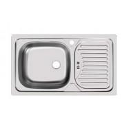 Мойка для кухни врезная AS10606(левая)