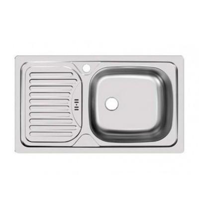Мойка для кухни врезная AS14243 (правая)