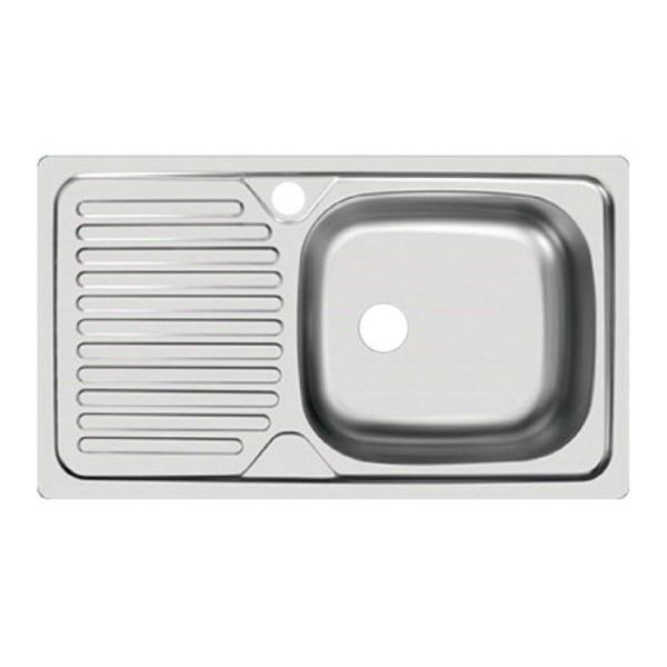 Мойка для кухни врезная AS15397 (правая)