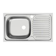 Мойка для кухни врезная AS15549 (левая)