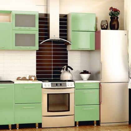 Кухонный гарнитур Dolce Vita-10 (клен-эвкалипт)