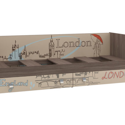 """Кровать с ящиками """"Лондон"""" КР-21"""
