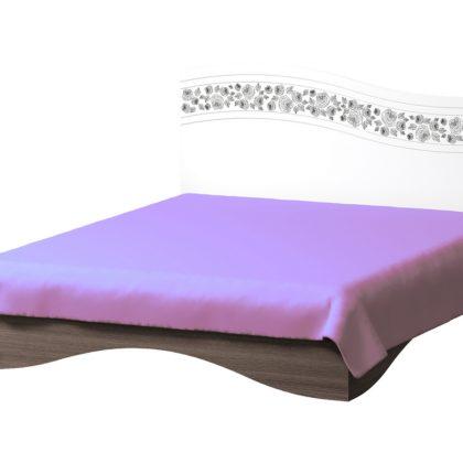 """Кровать двухспальная """"Селена"""" 1,6 м"""