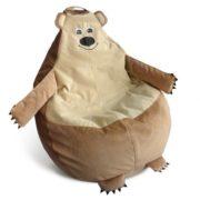 """Детское кресло-мешок """"Мишка"""" бурый"""