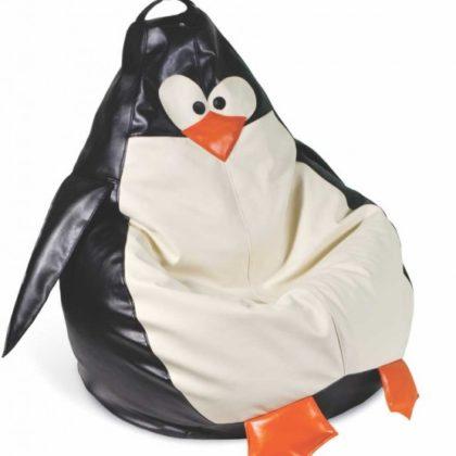 """Детское кресло-мешок """"Пингвин"""""""