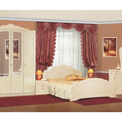 "Модульная спальня ""Корона"""