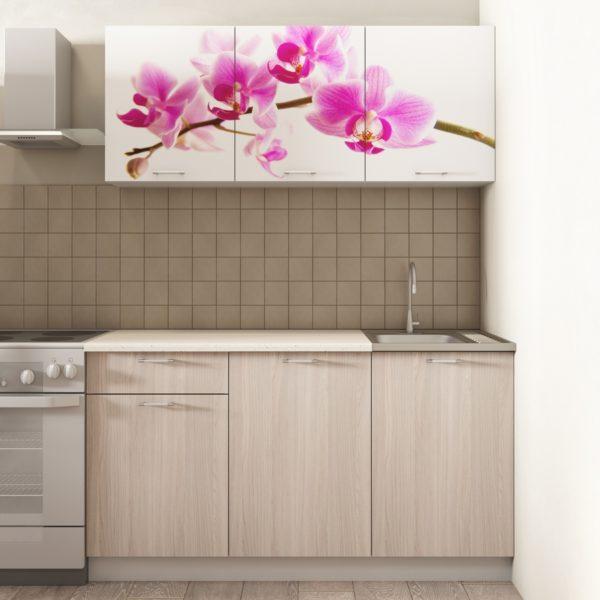"Кухонный гарнитур ""Легенда-15"" (орхидея)"