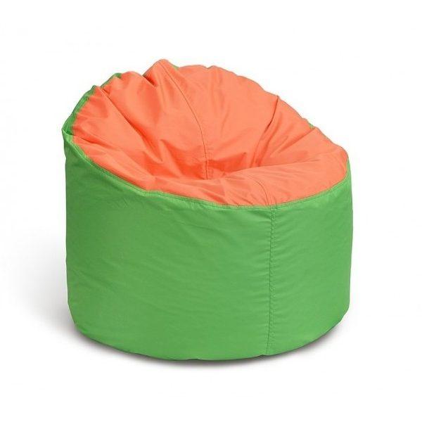 """Пуф-релакс детский """"Микс"""" зеленый"""