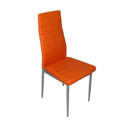 Стул обеденный S14 (DC147) оранжевый