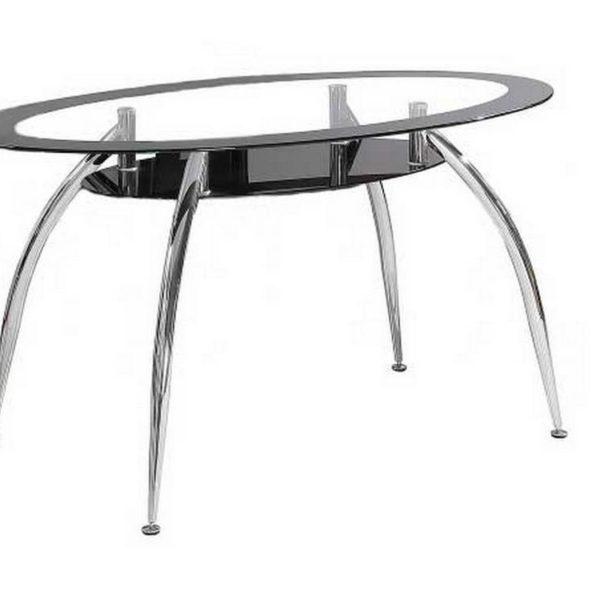 Стол обеденный DT445 черный