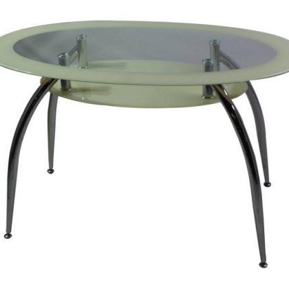 Стол обеденный DT445 кремовый