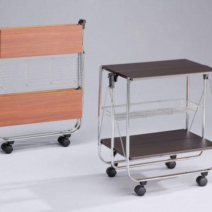 Столик сервировочный SG-0201-W