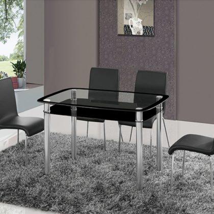 Стол обеденный DТ 241, черный