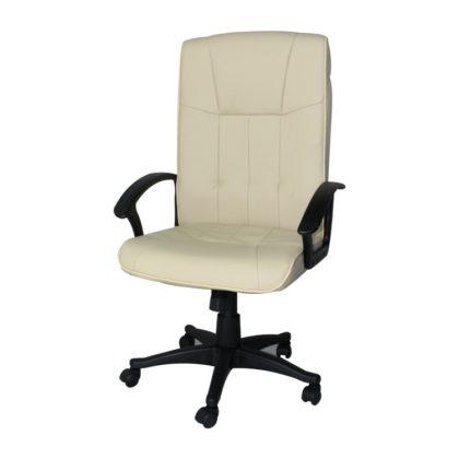 Кресло офисное Y-2038 (кремовый)