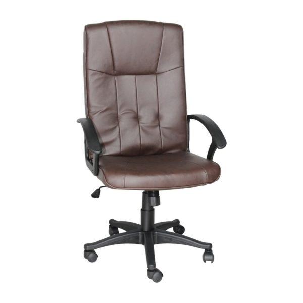 Кресло офисное Y-2038 (темно-коричневый)
