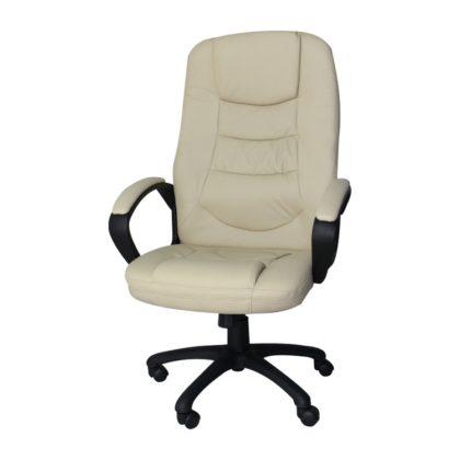 Кресло офисное Y-2312 (кремовый)