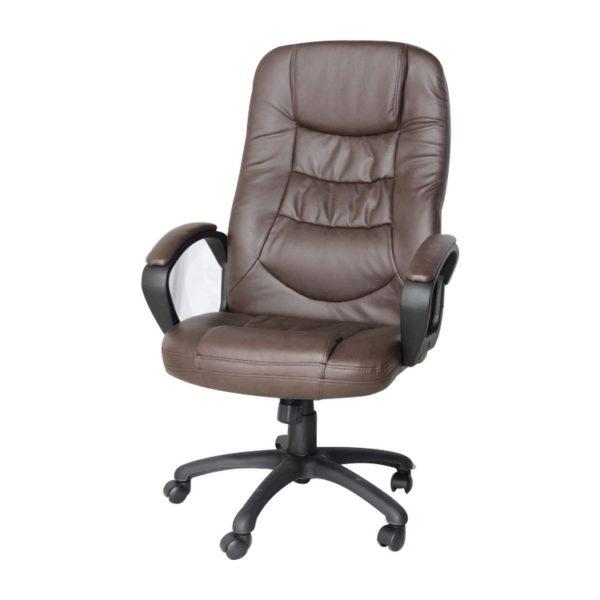 Кресло офисное Y-2312 (темно-коричневый)