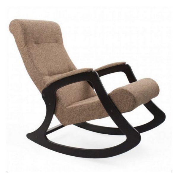 "Кресло-качалка ""Dondolo-2""(венге/бежевый)"