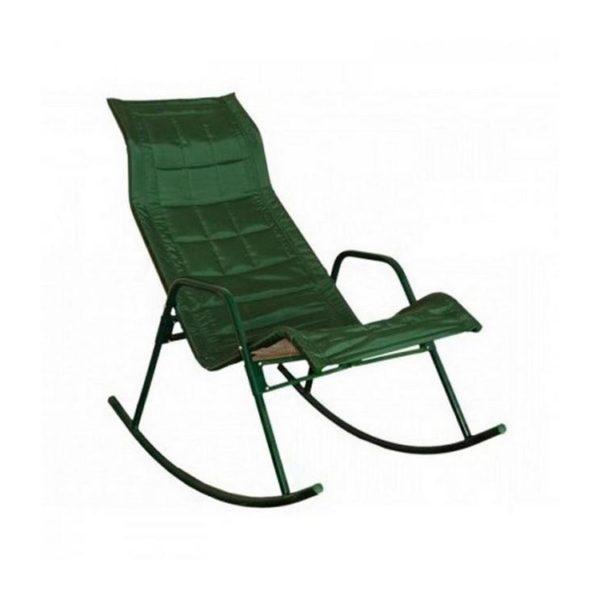 """Кресло-качалка """"Нарочь""""(зеленый)"""