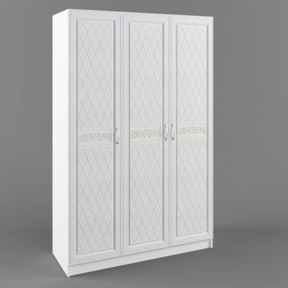 Шкаф трехстворчатый «Diamante» ШДИ 1350.2