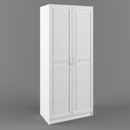 Шкаф двухстворчатый «Diamante» ШДИ 900.1