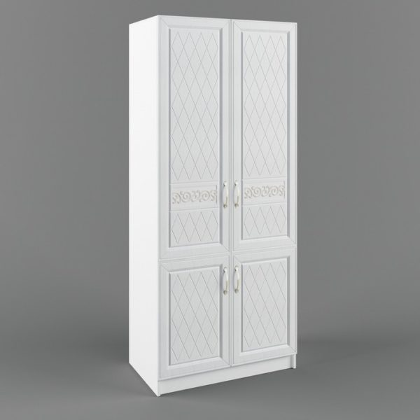 Шкаф двухстворчатый «Diamante» ШДИ 900.2