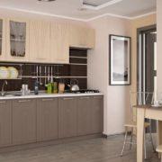 "Модульная кухня ""Лира"" 2,4 м"