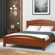 "Кровать ""Камелия-3"" вишня"