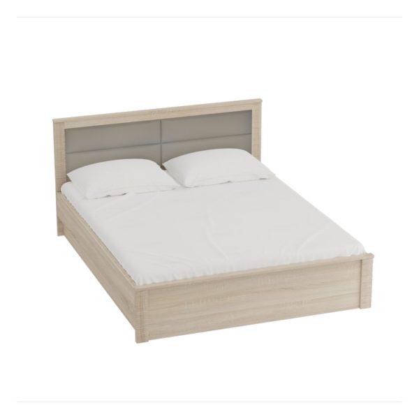 """Кровать 1400 """"Элана"""" (дуб сонома)"""