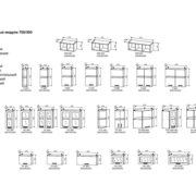 Навесные модули 700-350