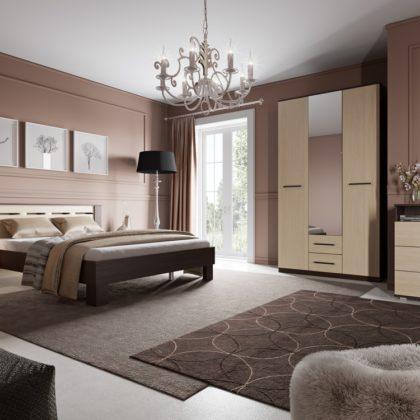 """Модульная спальня """"Женева"""""""
