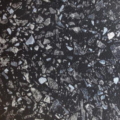 Мебельный щит 3000*600/6мм № 21г черное серебро