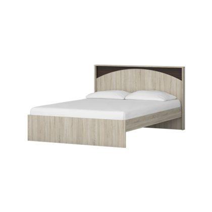 """Кровать двуспальная """"Ева"""" 1,6 м"""