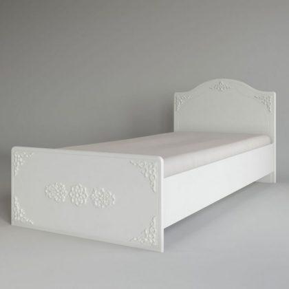 Кровать 900 «Kiki» КРД 900.1