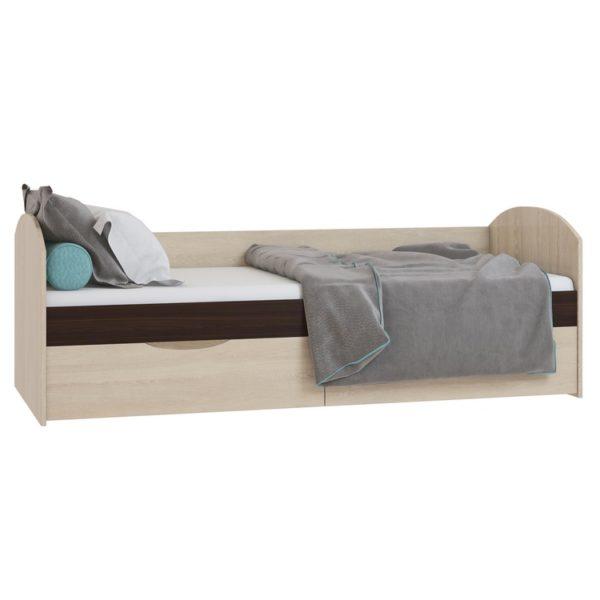 """Кровать с ящиками """"Ева"""" 0,8 м"""