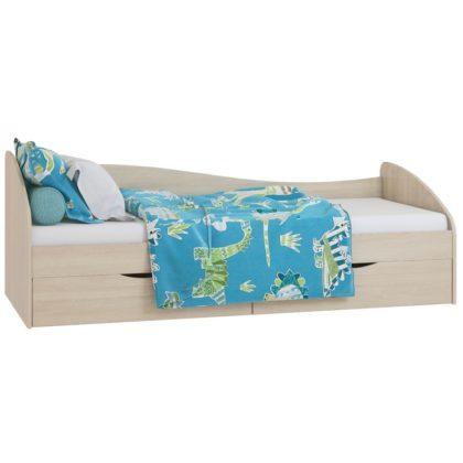 """Кровать детская """"Пионер"""" 0,8 м"""