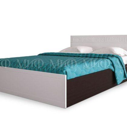 """Кровать двуспальная """"Афина"""" 1,6 м"""