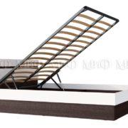 """Кровать двуспальная """"Ким"""" 1,6 м с подъемным механизмом"""