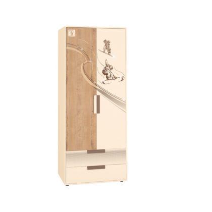 "Шкаф для одежды ""Фристайл"" 56.01"