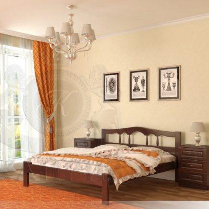 """Кровать двуспальная """"Гармония"""""""